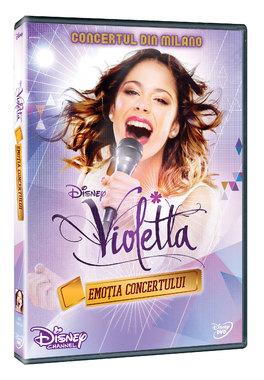 Violeta in concert