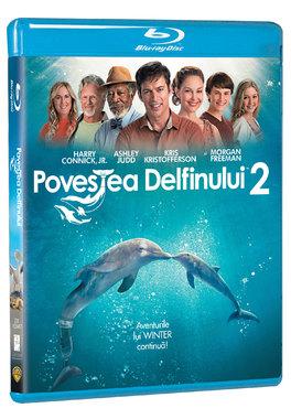 Povestea delfinului 2