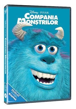 Compania Monstrilor -Disney Pixar