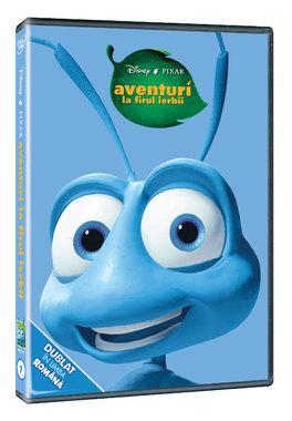 Aventuri la firul ierbii - -Disney Pixar