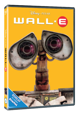 Wall-E-Disney Pixar