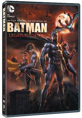 Batman: Legaturi de sange