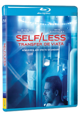 Self/Less: Transfer de viata