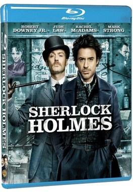 Sherlock Holmes: Jocul umbrelor - Lenticular