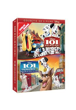 101 Dalmatieni / 101 Dalmatieni: Aventura lui Patch la Londra