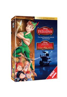 Peter Pan / Peter Pan: Intoarcerea in Tara de Nicaieri BOX