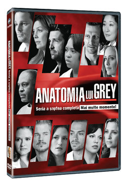 Anatomia lui Grey - Sezonul 7