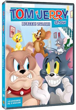 Tom si Jerry Show: Sezon 1, Partea 1