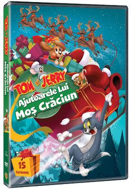 Tom si Jerry: Ajutoarele lui Mos Craciun