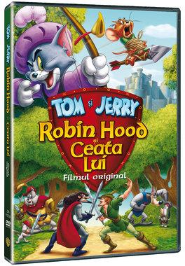 Tom si Jerry: Robin hood si ceata lui