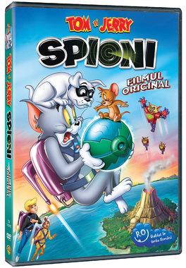 Tom si Jerry: Spioni