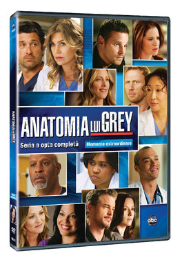 Anatomia lui Grey - Sezonul 8