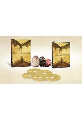 Urzeala tronurilor - Sezonul 5 & Set 3 oua dragon