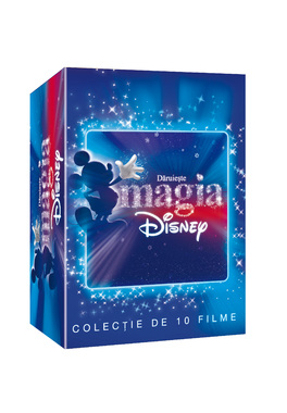 Daruieste Magia Disney 10 DVD Box Set