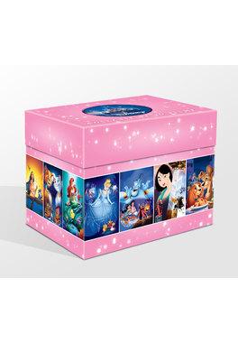 Disney Colectie Fetite - 10 DVD Box Set