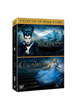 Cenusareasa / Maleficent box set