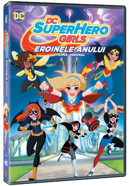 DC SUPER HERO: EROINELE ANULUI