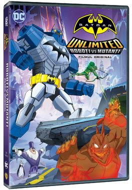 BATMAN UNLIMITED: ROBOTI VS MUTANTI
