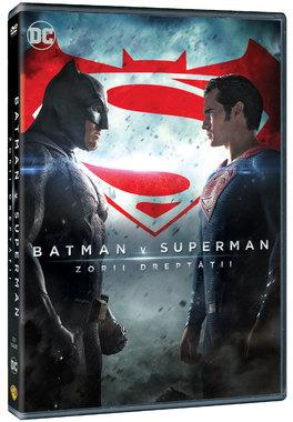 Batman vs. Superman: Zorii dreptatii