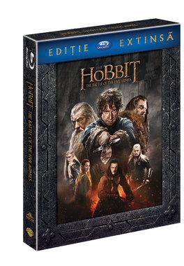 Hobbitul: Batalia celor cinci ostiri-editia extinsa