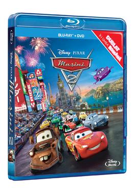 MASINI 2-Disney Pixar