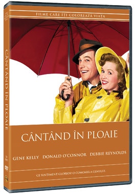 Cantand in ploaie - Editie Limitata