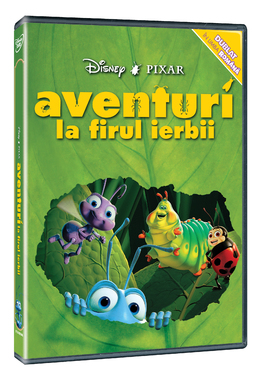 Aventuri la firul ierbii-Disney Pixar
