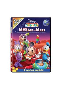 Clubul lui Mickey Mouse: Mesaj de pe Marte