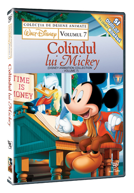 Colectie scurt metraje Disney: Colindul lui Mickey Vol. 7