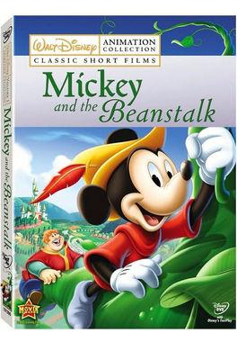 Colectie scurt metraje Disney: Mickey si vrejul de fasole Vol. 1