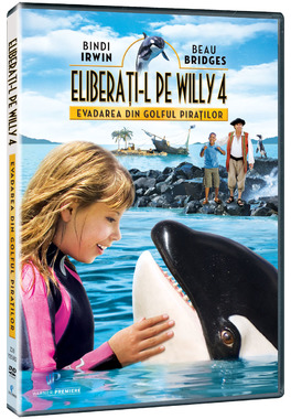 Free Willy 4: Evadarea din Golful Piratilor