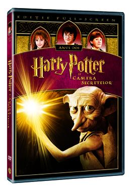 Harry Potter si Camera Secretelor
