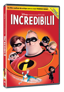 Incredibilii- Pixar