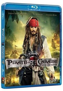 Piratii din Caraibe: Pe ape si mai tulburi