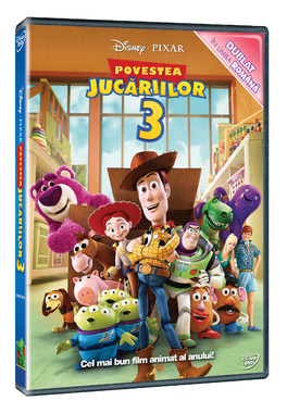 Povestea jucariilor 3-Disney Pixar