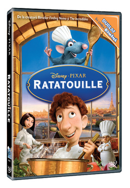 Ratatouille-Disney Pixar