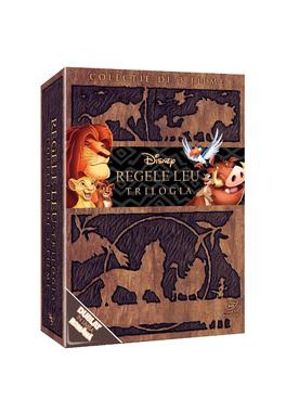 Regele Leu - Trilogia- box set