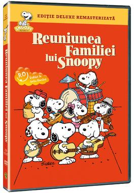 Reuniunea familiei lui Snoopi